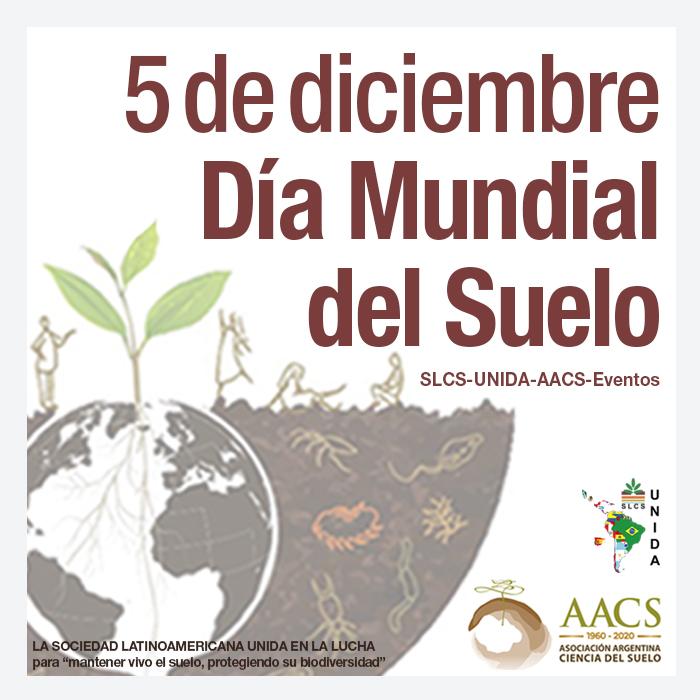 """Eventos por el día Mundial del Suelo. """"Mantener vivo el suelo, protegiendo su biodiversidad"""""""